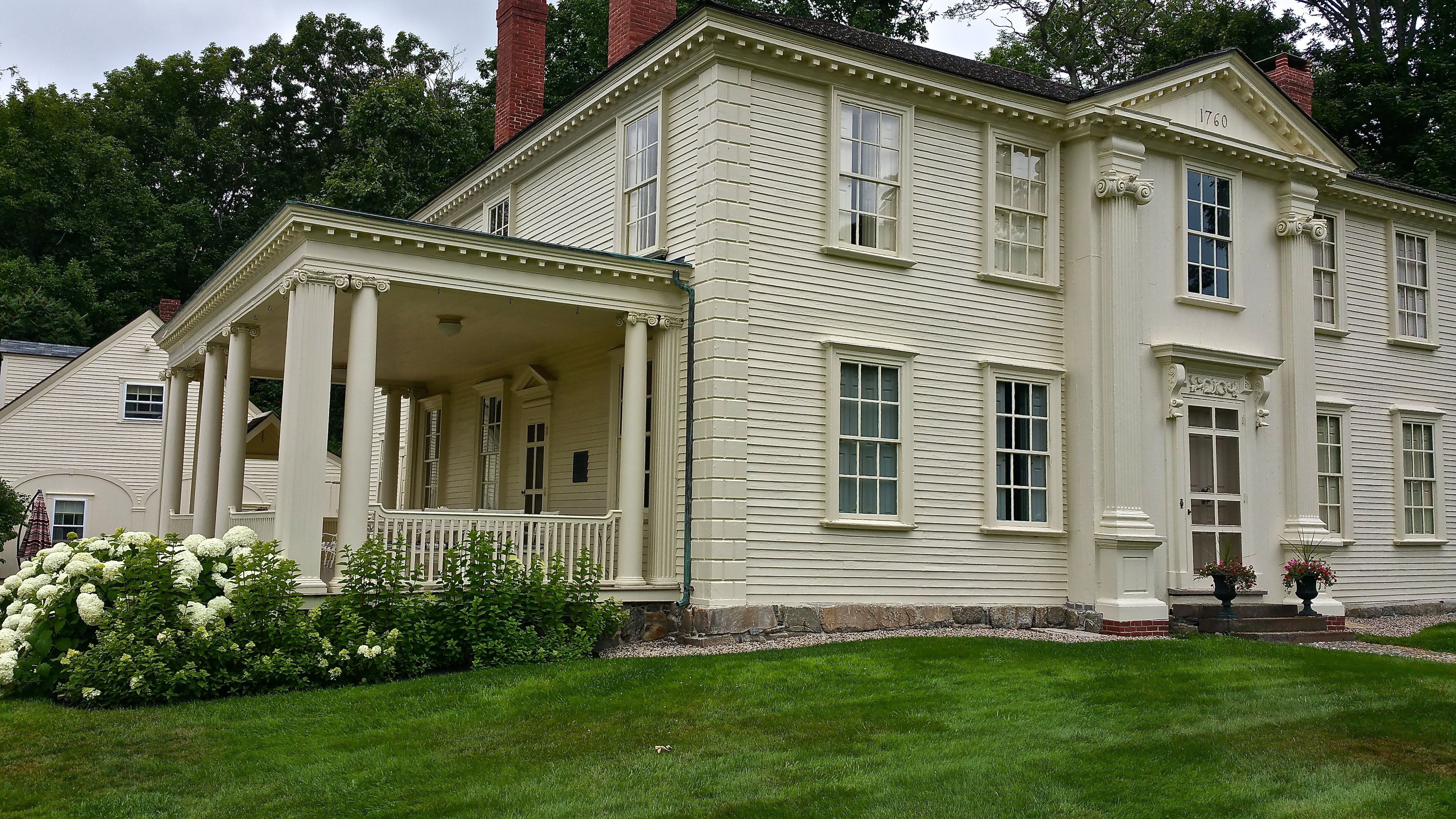 Lady Pepperell House kittery Point ME 1760