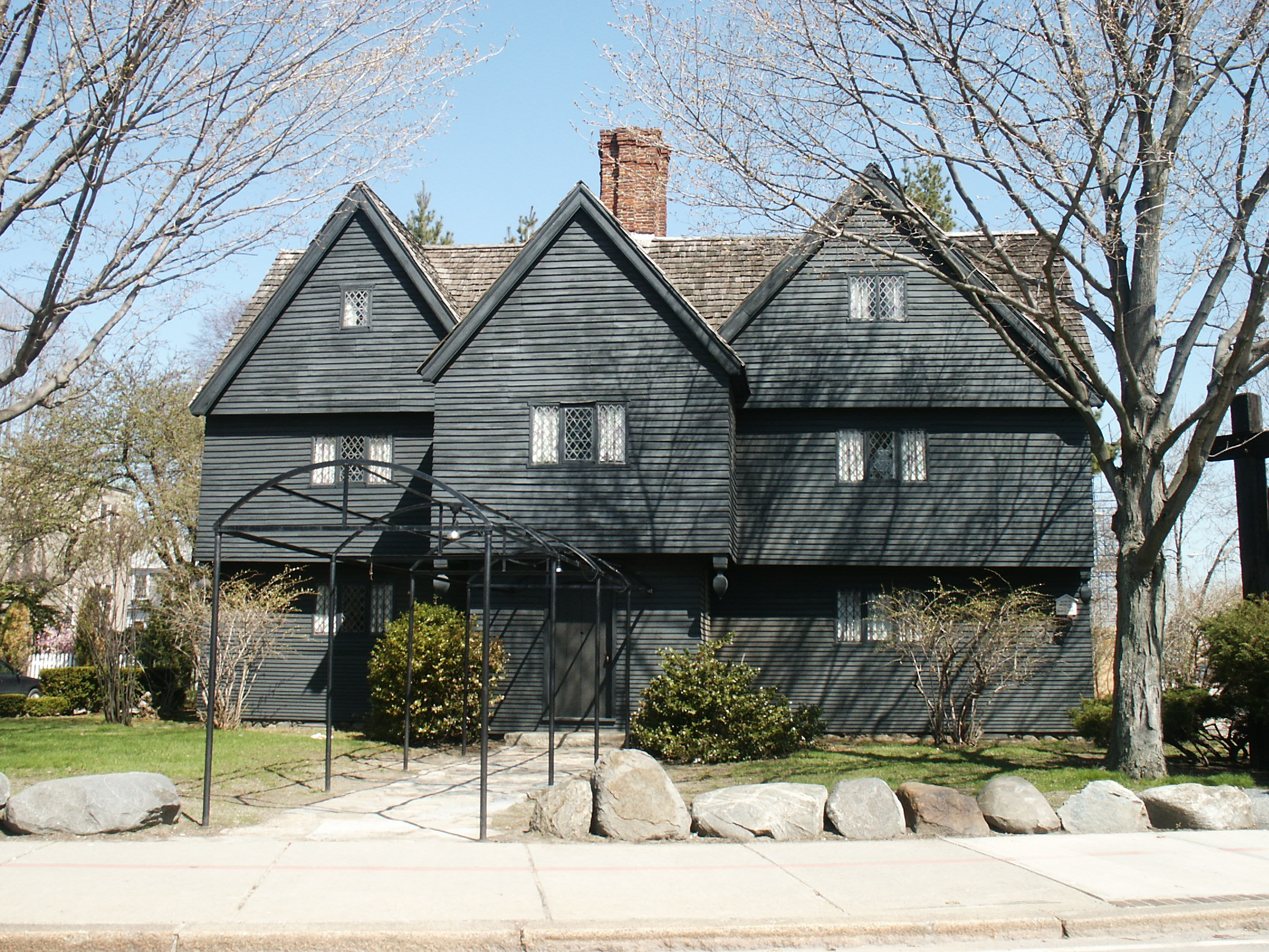 Witch House Corwin 9