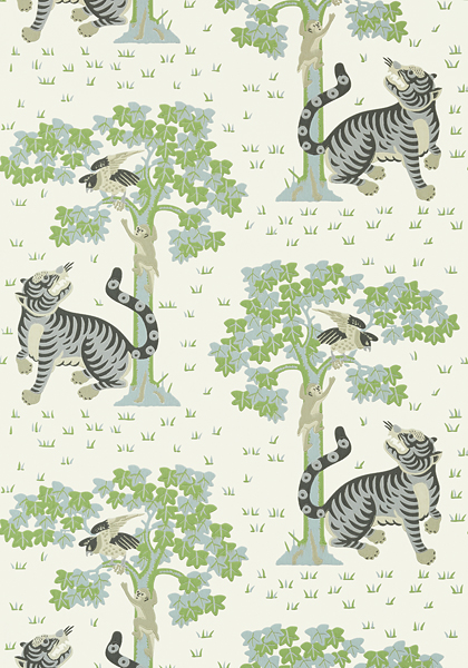 WALLPAPER WITH ANIMALS